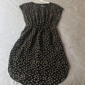 Madewell Silk Stencil Bloom Dress 💗